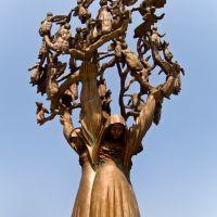 Beslan Victims monument, Беслан