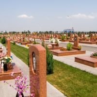 City of Angels (Beslans tragedy victims graveyard), Беслан