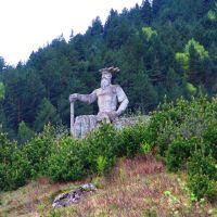 языческое божество, Бурон