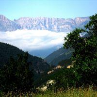 Алагирское ущелье, Бурон, Бурон