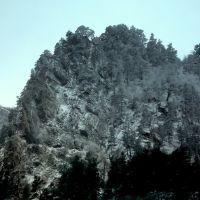 Кармадонское  ущелье, Бурон