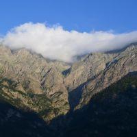 Горы Алагирского ущелья, Бурон