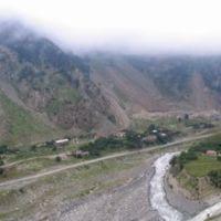 Mountain gorge, Бурон
