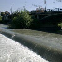 Река Терек - Кировский мост, Владикавказ