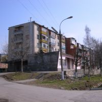 Vladikavkaz, ul. Vaso Abaeva, Владикавказ