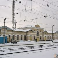 Вокзал Моздок, Моздок