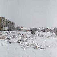 Зима Моздок за Фаэтоном, Моздок