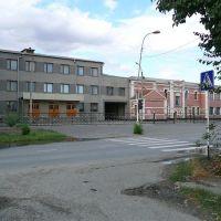 Моздок. Средняя школа № 108 имени Ю.В. Андропова, Моздок