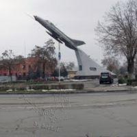 Панорама самолёта, Орджоникидзе