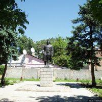 Моздок. Памятник С.М. Кирову, Орджоникидзе