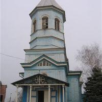 Моздок. Николо-Успенская церковь, Орджоникидзе