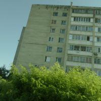 Знаменитая и единственная 9 этажка в Моздоке, Орджоникидзе