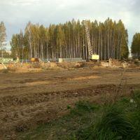 Строительство нового дома, Десногорск