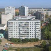 Вид с 11-го дома, Десногорск
