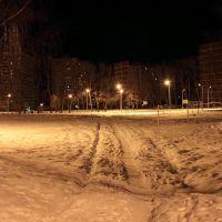 Двор 3 школы, Десногорск