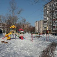 Двор 1-мкр, Десногорск