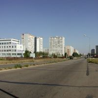 Въезд в город, Десногорск