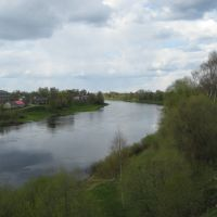 Zapadnaya Dvina, Велиж