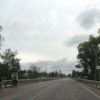 Смоленская область, Велиж, мост через Западную Двину, Велиж