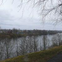 Западная Двина, Велиж