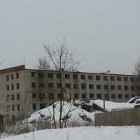Остатки общежития химиков, Верхнеднепровский
