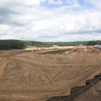 Строительство Смоленского кольца, Верхнеднепровский