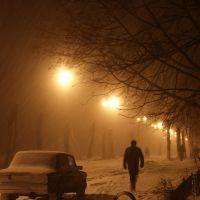 Зима пришла..., Верхнеднепровский
