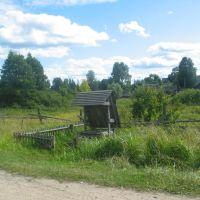 Колодец в селе Ворга, Ворга