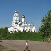 Church of the Life-giving Trinity in Vyazma, Вязьма