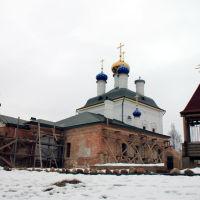 Церковь Спаса Преображения, Вязьма