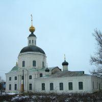 Церковь на Советской площади (Благовещенская ?), Вязьма