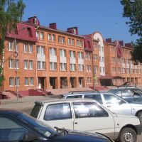 Торгово-офисный центр на улице 25 Октября, Вязьма