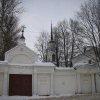 Аркадиев женский монастырь, Вязьма
