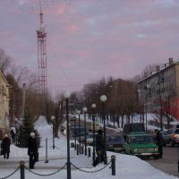 улица Парижской Коммуны, Вязьма