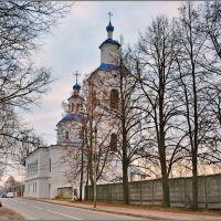 Вязьма. Богоявленская церковь, Вязьма