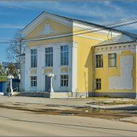 Гагарин. Народный театр и музыкальная школа, Гагарин