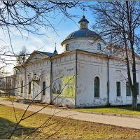 Гагарин. Церковь Тихвинской иконы Божией Матери, Гагарин