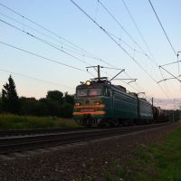 ВЛ10У-772, Гагарин