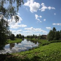 Река Гжать, Гагарин