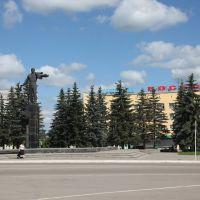 площадь Гагарина, Гагарин