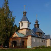 Церковь в п. Глинка, Глинка