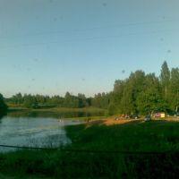 Ключевое озеро, Глинка