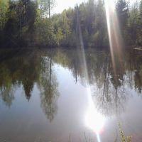 Долголядское озеро, Глинка