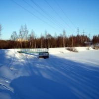 Реадовка Озеро Зимой       Winter Lake, Голынки