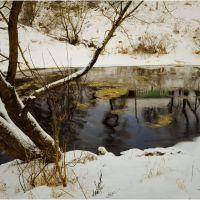 перекат на реке Гобза, Демидов