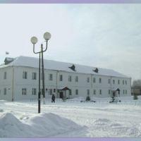 город Демидов, здание администрации, Демидов
