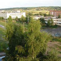 микрорайон, Дорогобуж