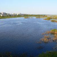 Вид с моста, Дорогобуж