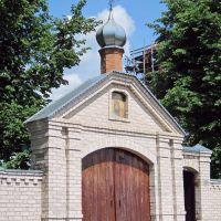 DMITRIY SOLUNSKIY NUNNERY - епархиальный женский монастырь в честь великомученика Дмитрия Солунского, Дорогобуж