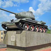 Т-34, Дорогобуж